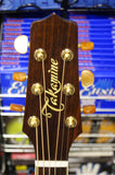 Takamine CP4DC-OV electro acoustic guitar - Made in Japan