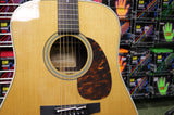 Takamine EF360S-TT electro acoustic guitar and hard case - Made in Japan