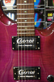 Crafter Convoy FM in transparent purple finish - Made in Korea
