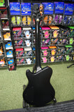 Indie Shape guitar in matt black Made in Korea (S/H)