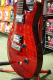 Crafter Convoy CT electric guitar in transparent red - Made in Korea