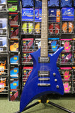 Cruiser (by Crafter) RG600 electric guitar in metallic blue