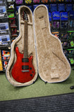 Patrick Eggle Berlin Stage electric guitar plus hard case S/H