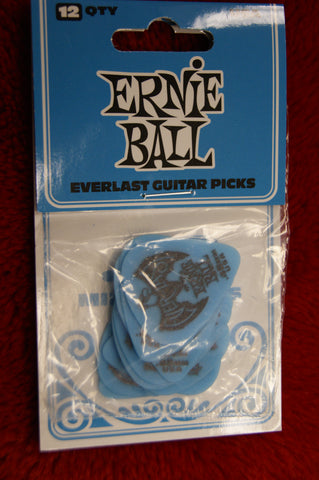 Ernie Ball Everlast .48mm delrin guitar picks - pack of 12