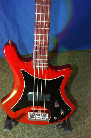 Guild B301 bass guitar made in USA S/H