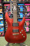 Schecter C-1 Lady Luck Korean made electric guitar S/H