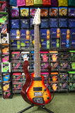 Vox Starstream Artist Series 1-24 synth electric guitar in cherry sunburst quilted maple finish - Made in Japan