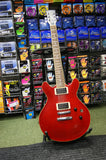 Tokai Loverock double cutaway in satin cherry made in Japan S/H