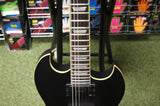 ASG Recoil electric guitar in satin black (S/H)