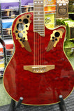 Ovation CS257 shallow bowl electro-acoustic guitar - Made in Korea S/H
