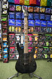 ESP Ltd 200FM electric guitar in trans black S/H