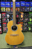 Ovation Celebrity Country Artist nylon electro acoustic guitar