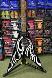 MMVTF BC Rich Kerry King Metal Master Tribal Fire V Signature Electric Guitar