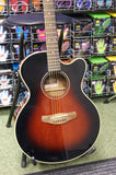 Yamaha CPX5 VS electro acoustic guitar S/H