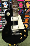 Encore P29B electric guitar in gloss black finish