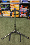 Guitar stand in chrome by Dixon - Collection only