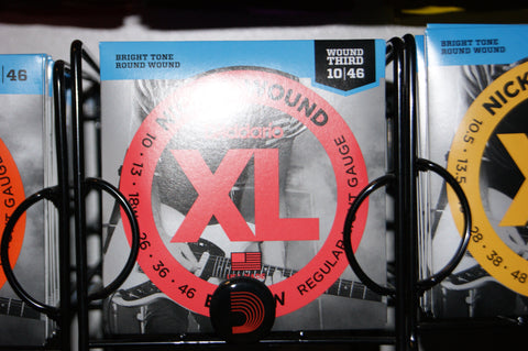 D'Addario EXL110W 10-46 gauge nickel wound strings