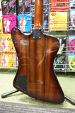 Epiphone Thunderbird IV bass in vintage sunburst finish S/H