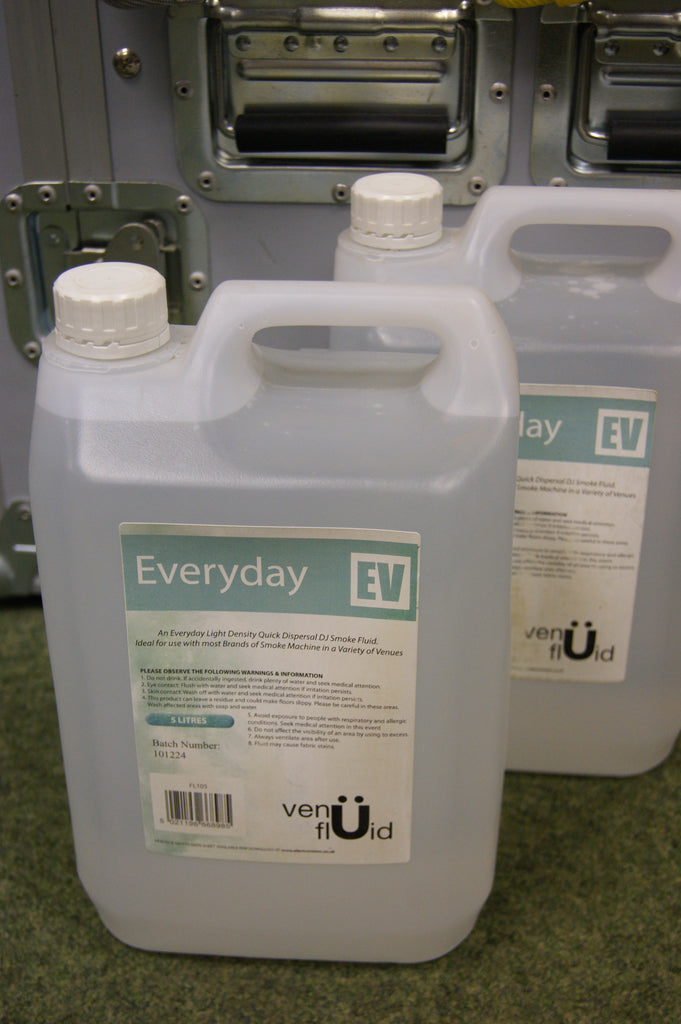 Smoke Fluid 5 litres FL105 by Electrovision