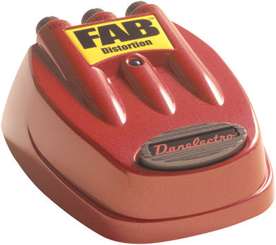 Danelectro FAB D-1 distortion pedal
