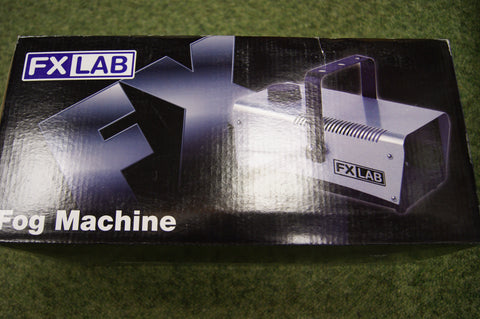 FX Lab Fog Machine G002EB