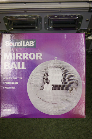 "Mirrorball 12"" (300mm) by Soundlab"