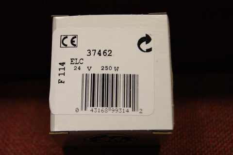 General Electric ELC 24v 250w low voltage halogen lamp