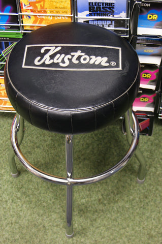 Kustom stool for guitarists