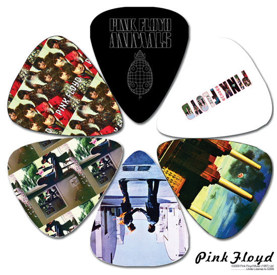 Pink Floyd LP-PF2 guitar picks gift pack by Perris