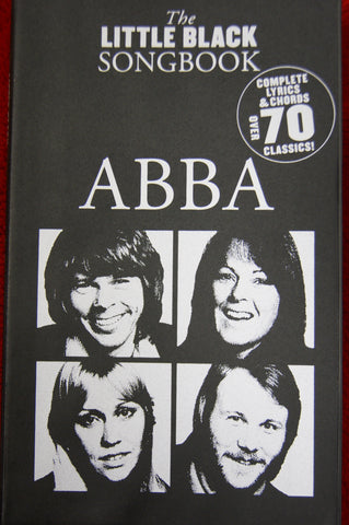 Little Black Songbook - Abba