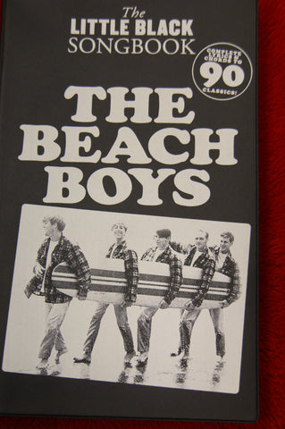 Little Black Songbook Beach Boys - guitar and vocals