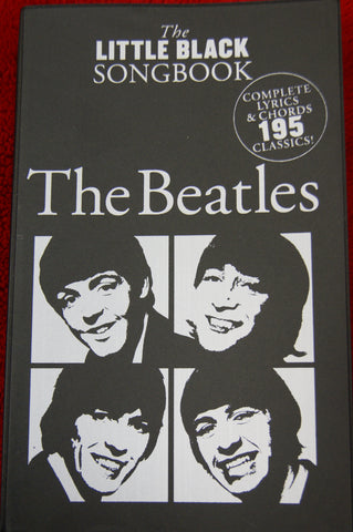 Little Black Songbook - The Beatles