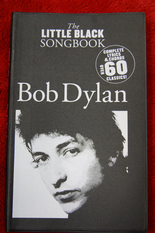 Little Black Songbook Bob Dylan