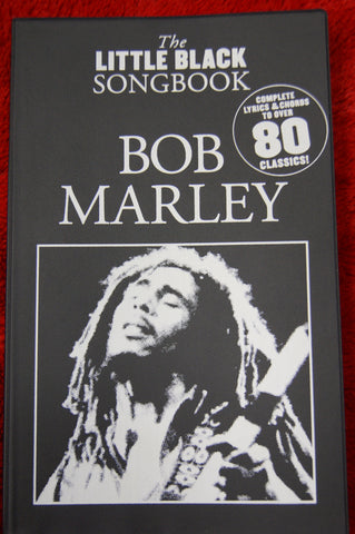 Little Black Songbook Bob Marley