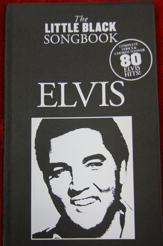 Little Black Songbook Elvis Presley - guitar and vocals