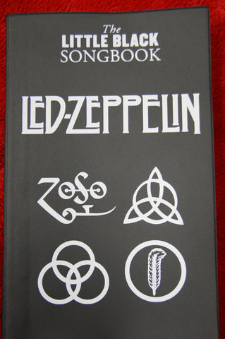 Little Black Songbook Led Zeppelin