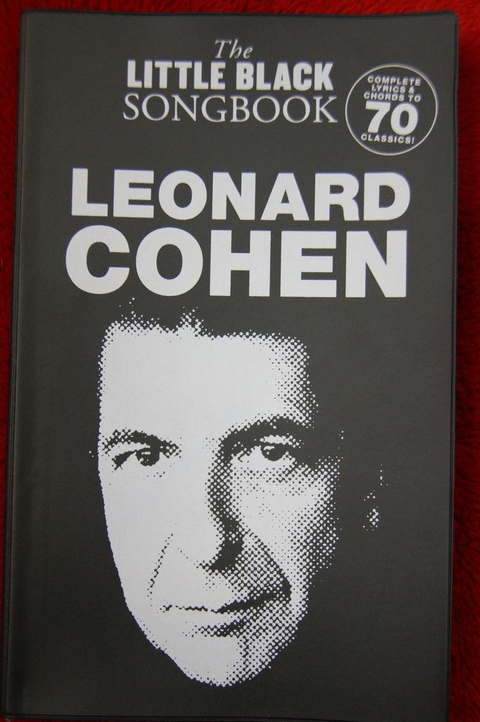 Little Black Songbook - Leonard Cohen