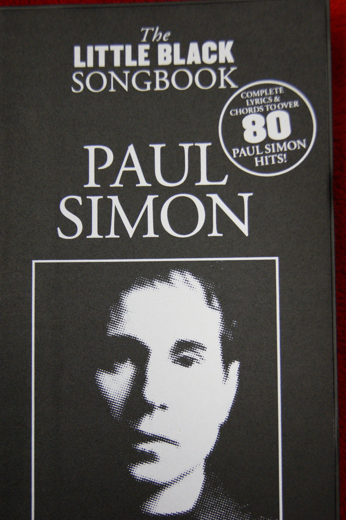 Little Black Songbook - Paul Simon