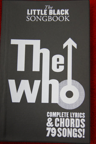 Little Black Songbook - The Who