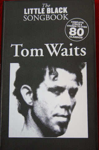 Little Black Songbook Tom Waits - guitar and vocals