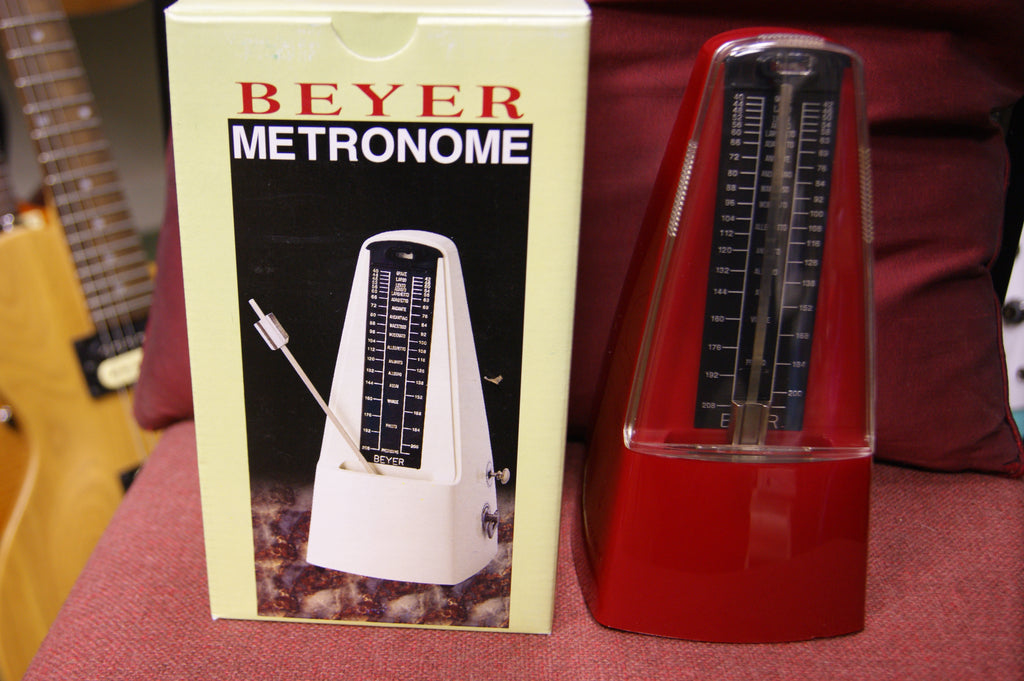 Metronome by Beyer - made in Korea