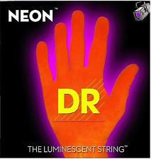 DR NOB-40 Neon orange 40-100 bass guitar strings