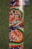 Perri's P35TJ-639 guitar strap Tatto Johnny range