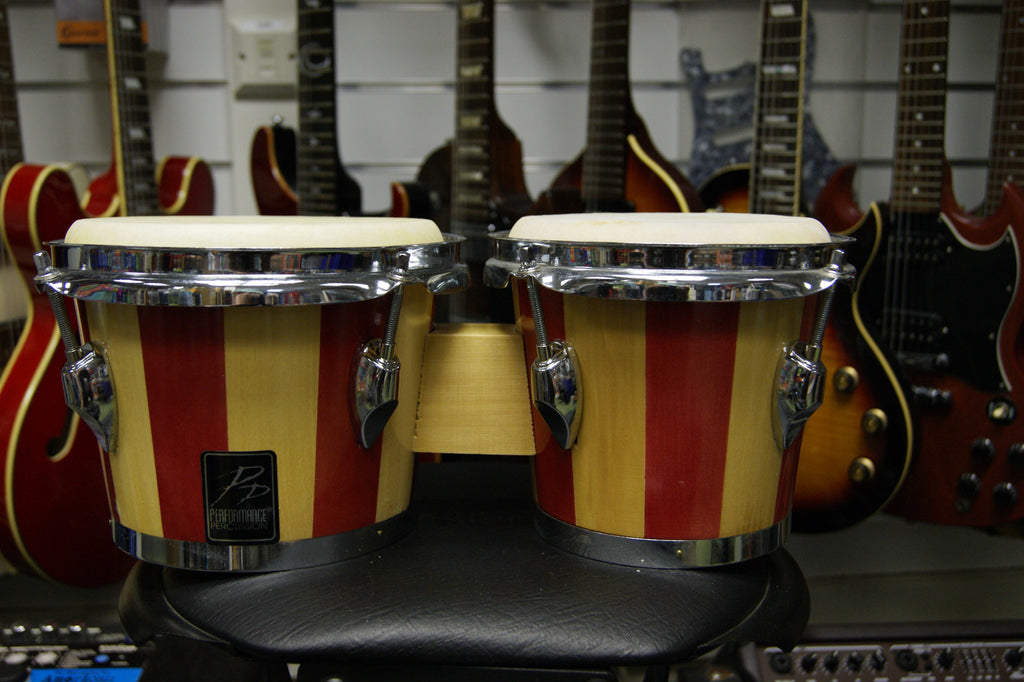 Bongo drums by Performance Percussion