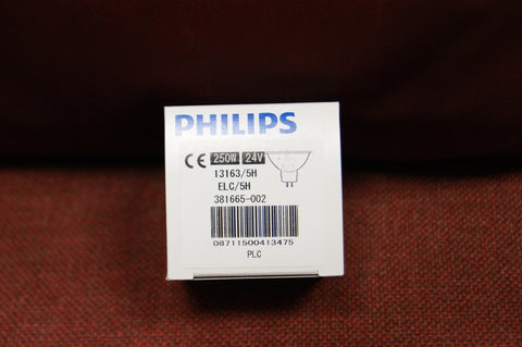 Philips Broadway ELC/5H long life entertainment lamp 250w 24v 13163/5H