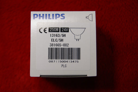 Philips ELC/5H 250w 24v long life dish lamp
