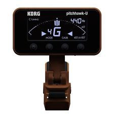 Korg PitchHawk-U clip on tuner for ukulele or chromatic tuning