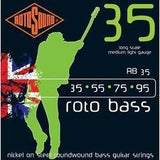 Rotosound RB35 Roto bass guitar strings 35-95