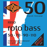 Rotosound RB50 roto bass guitar strings 50-110