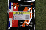 Rotosound RS 55LD pressure wound bass guitar strings 45-105